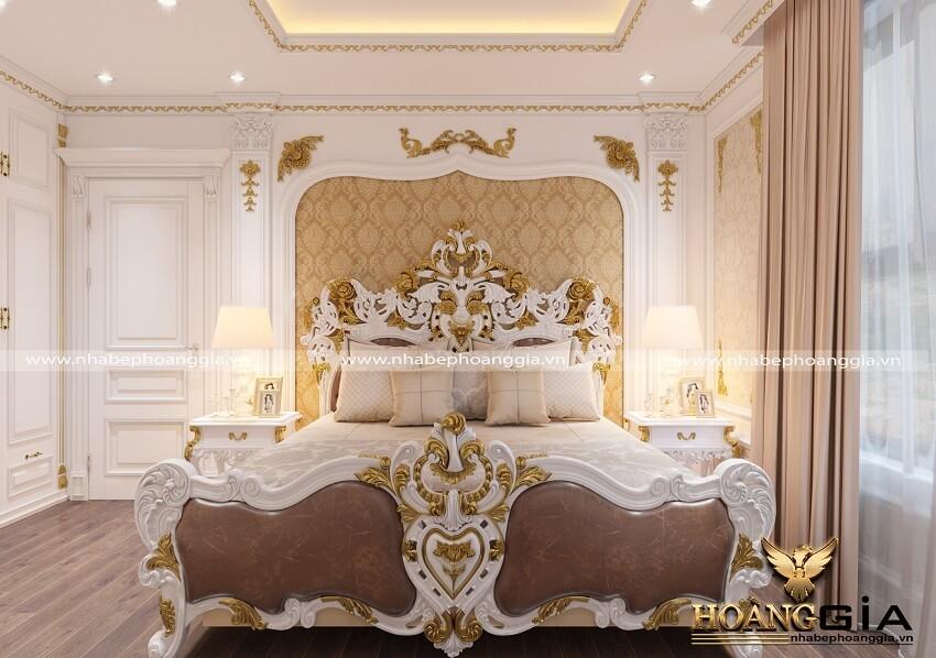 thiết kế phòng ngủ cao cấp