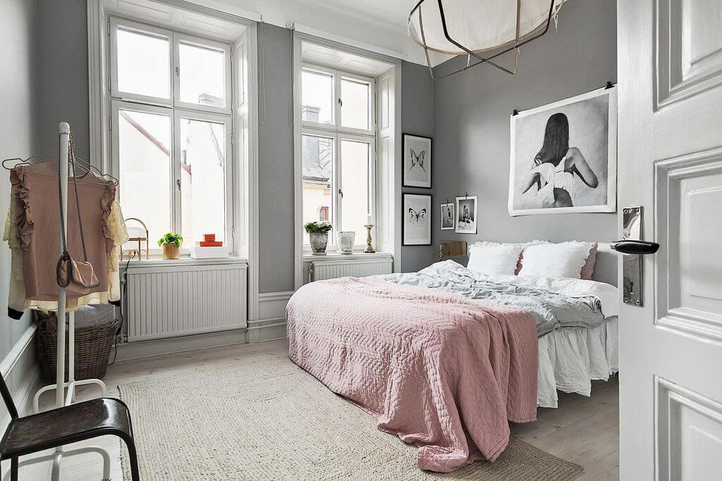 cách trang trí phòng ngủ đẹp đơn giản
