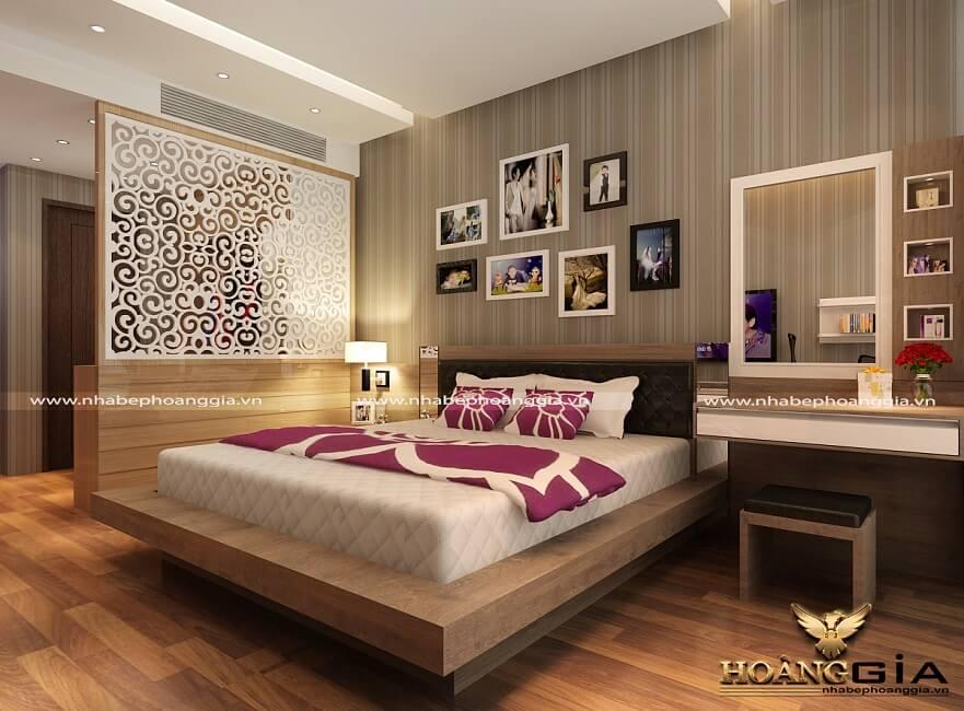 điều cần tránh trong thiết kế nội thất phòng ngủ