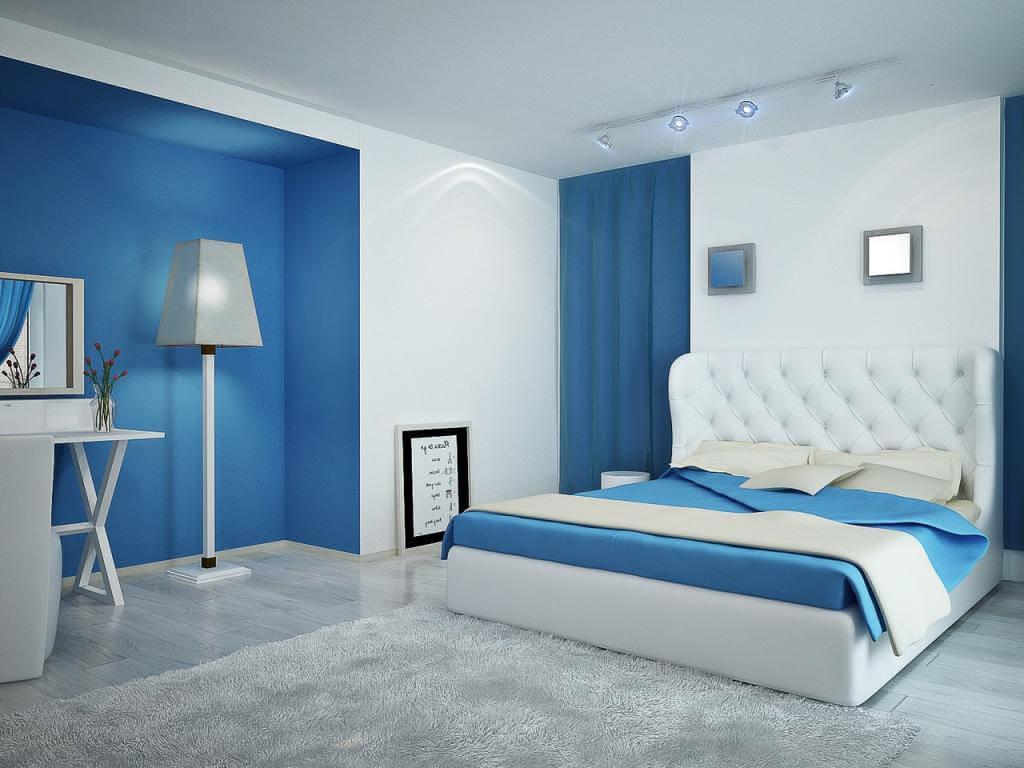 màu sơn phòng ngủ vợ chồng