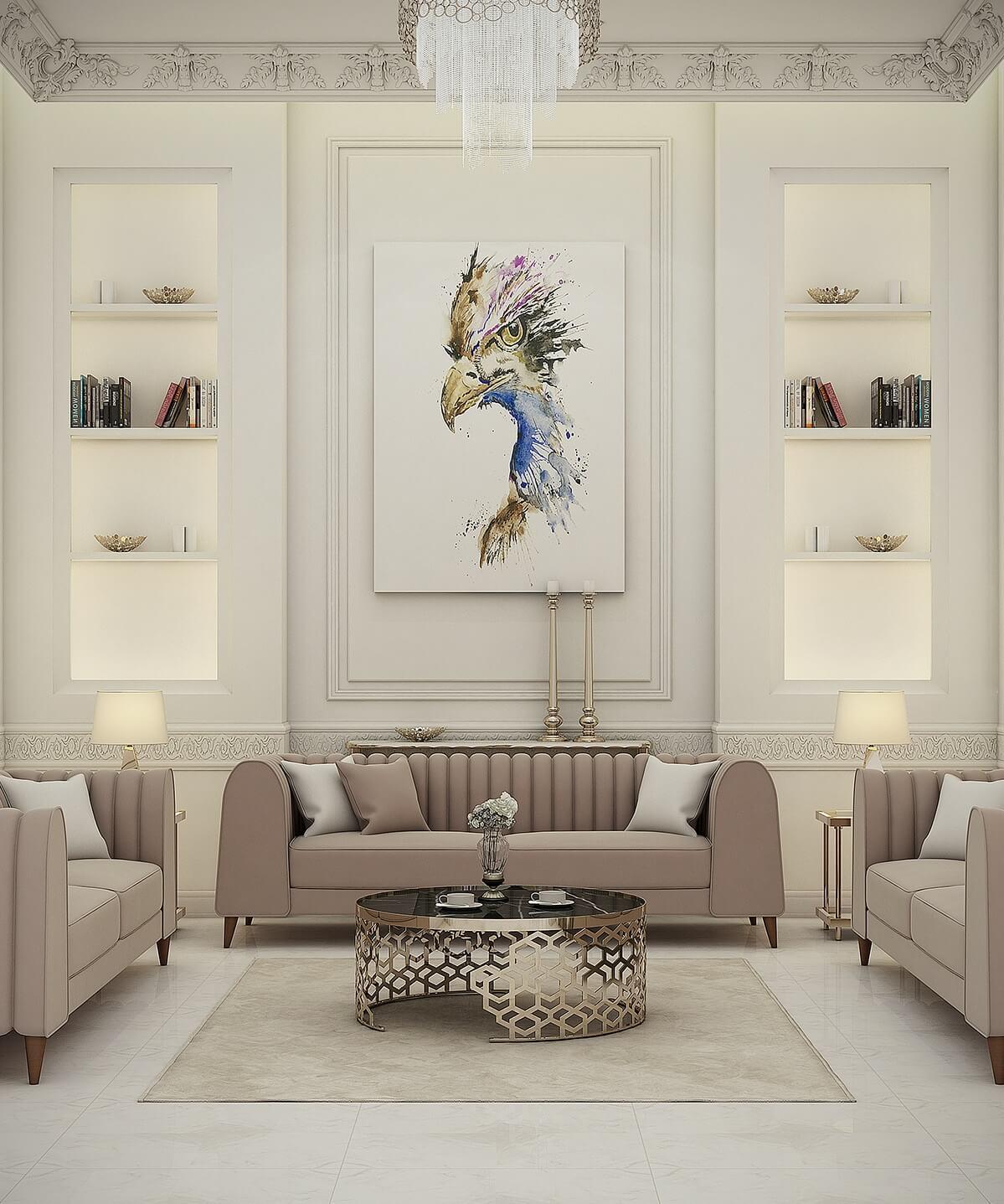Mẫu thiết kế nội thất đẹp đơn giản