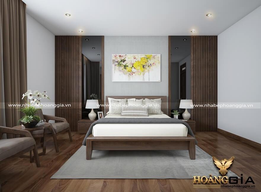 Phòng ngủ master là gì? 5 phong cách thiết kế phòng ngủ master 2019