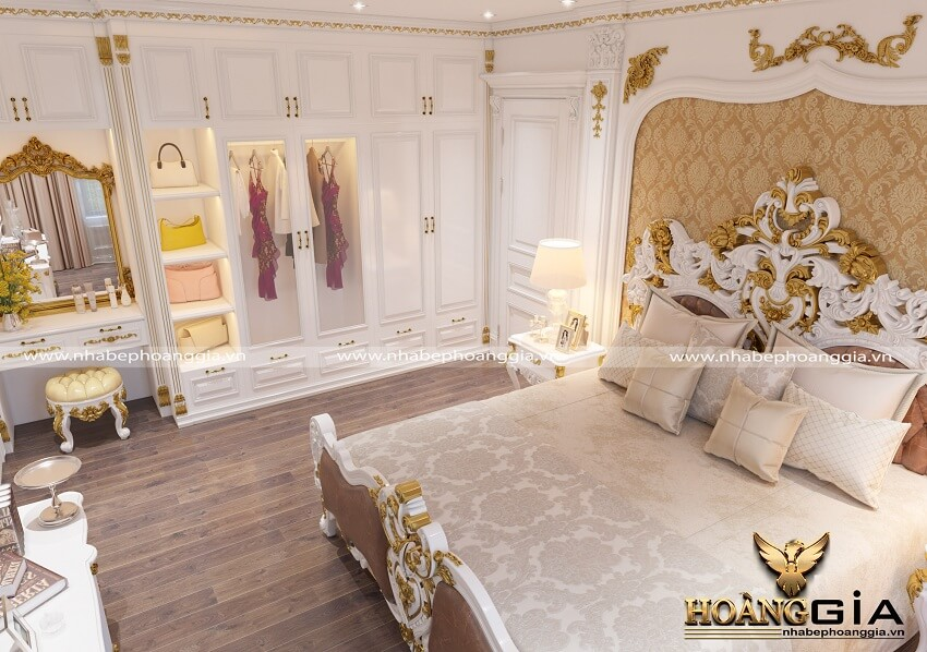 so sánh phong cách nội thất cổ điển và tân cổ điển