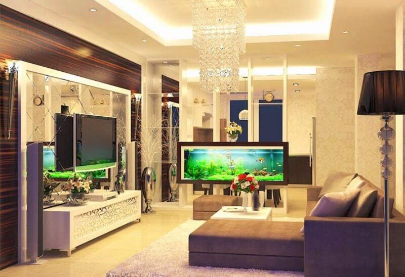 thiết kế nội thất cho người mệnh Mộc