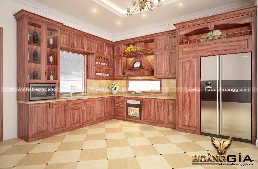 xưởng đóng tủ bếp