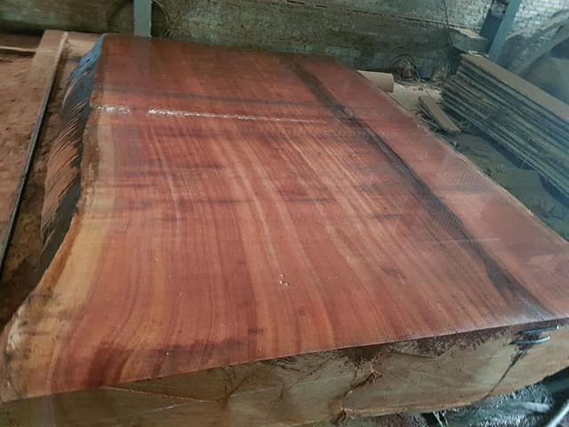 ác loại gỗ tự nhiên dùng trong nội thất