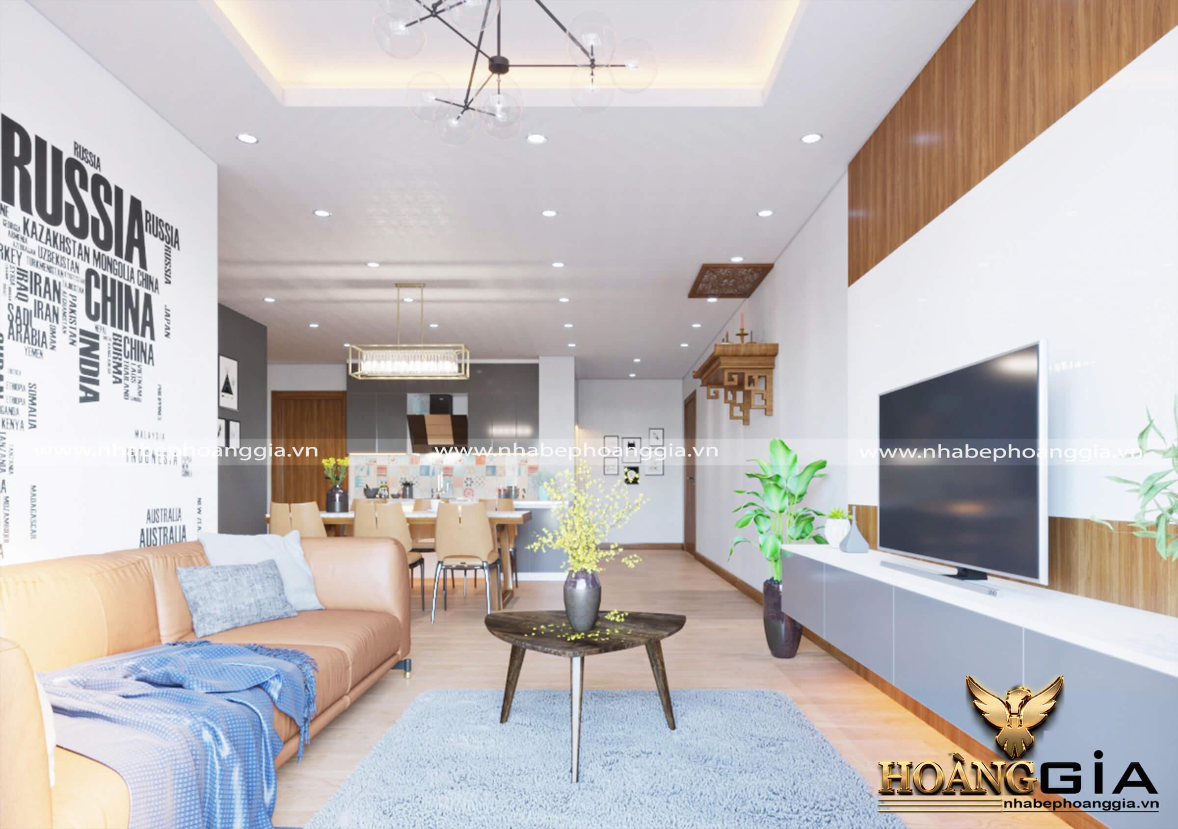 nguyên tắc thiết kế chung cư