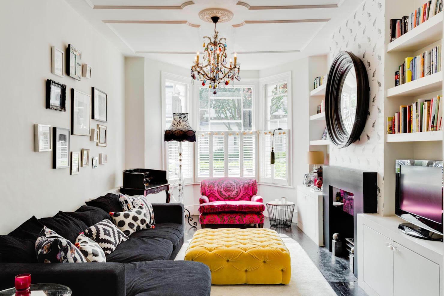 nội thất phòng khách đẹp