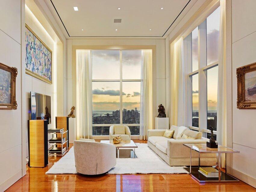 thiết kế nội thất phòng khách nhỏ