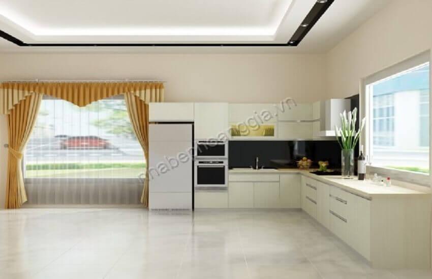 tủ bếp laminate có tốt không
