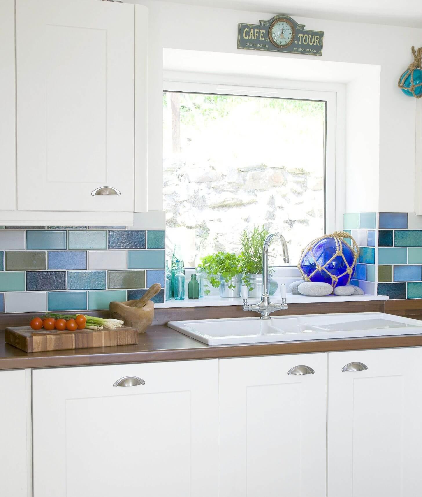 cải tạo nội thất căn bếp nhỏ