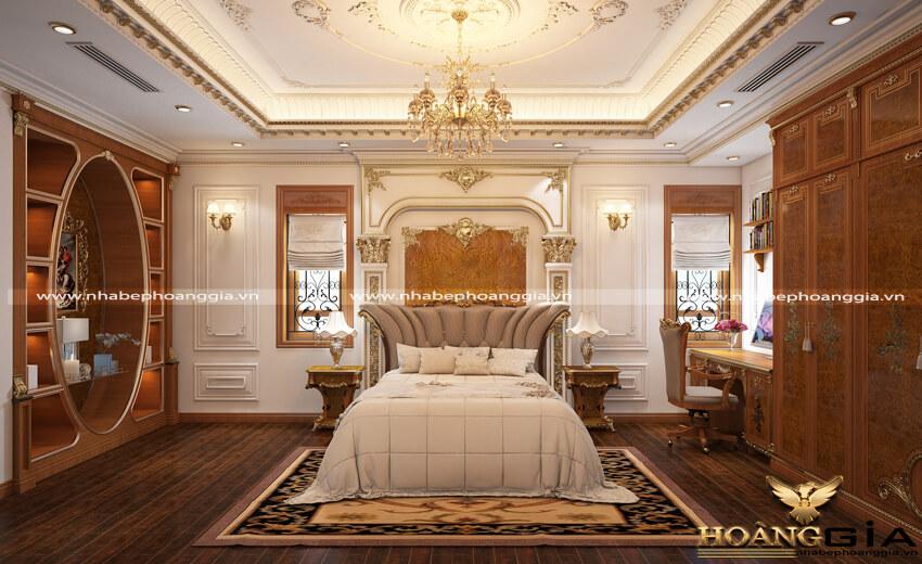giường ngủ king size
