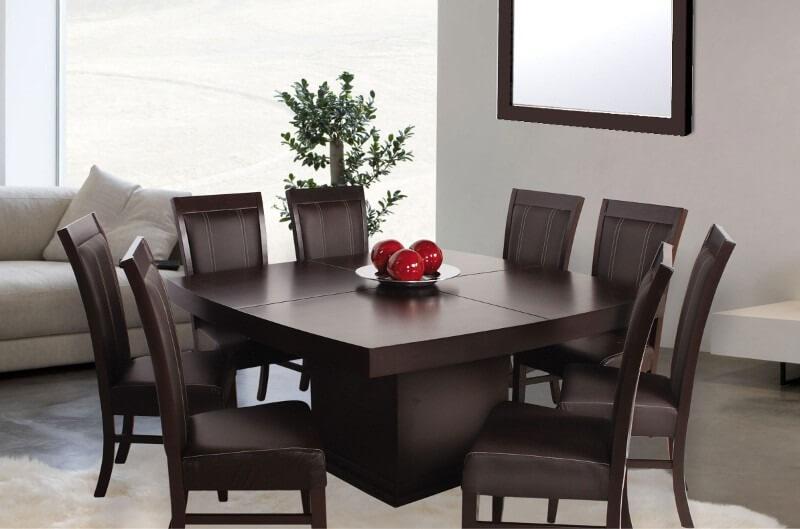 kích thước tiêu chuẩn bàn ăn