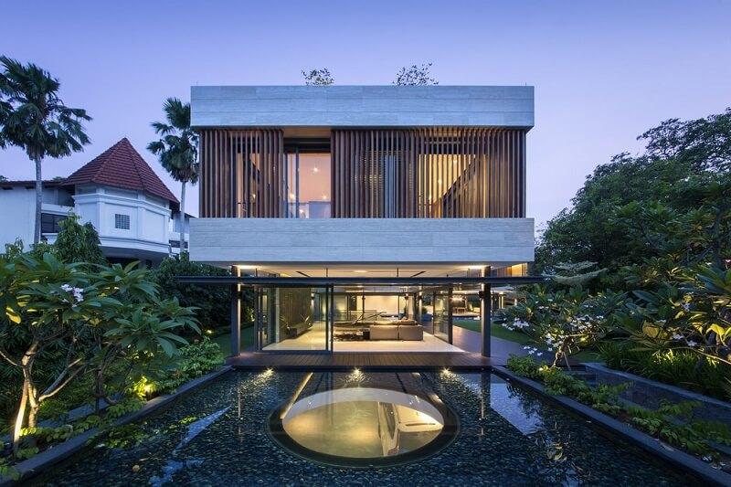 mẫu biệt thự nhà vườn đẹp nhất Việt Nam