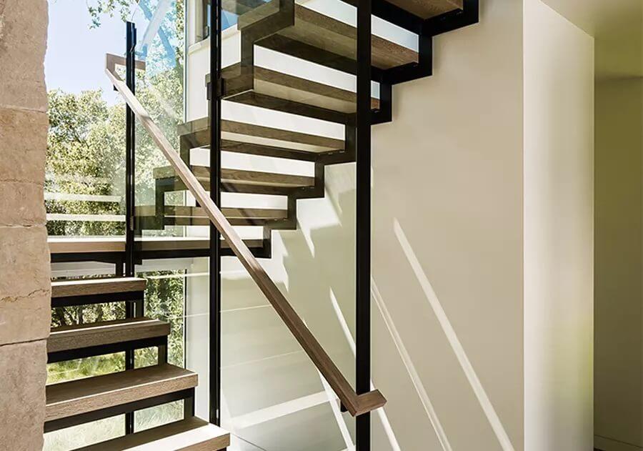 mẫu cầu thang đơn giản