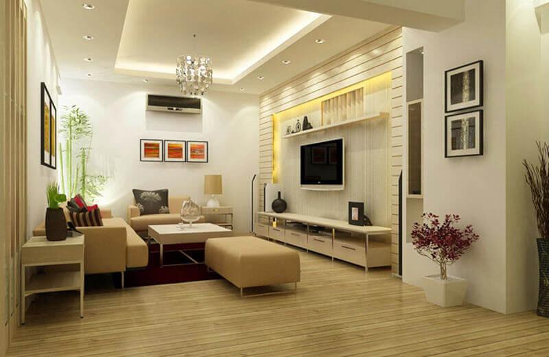 mẫu phòng khách đơn giản mà đẹp