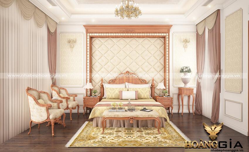 mẫu phòng ngủ master đẹp