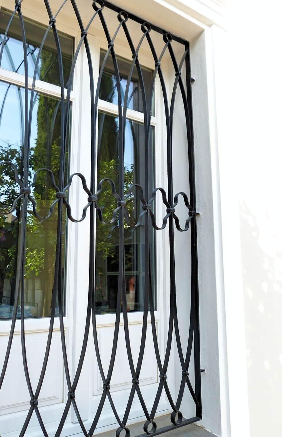mẫu song cửa sổ đẹp