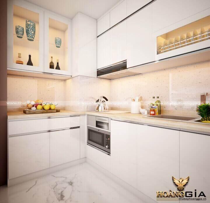mẫu tủ bếp đẹp nhất