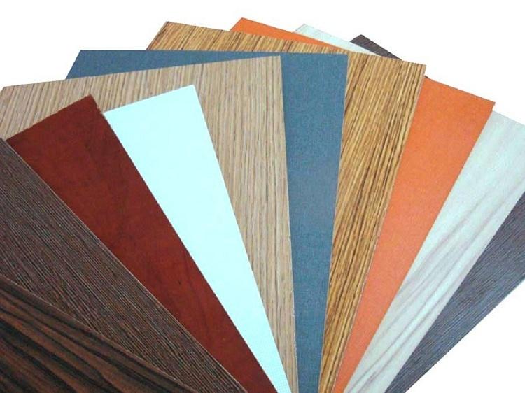 gỗ Melamine