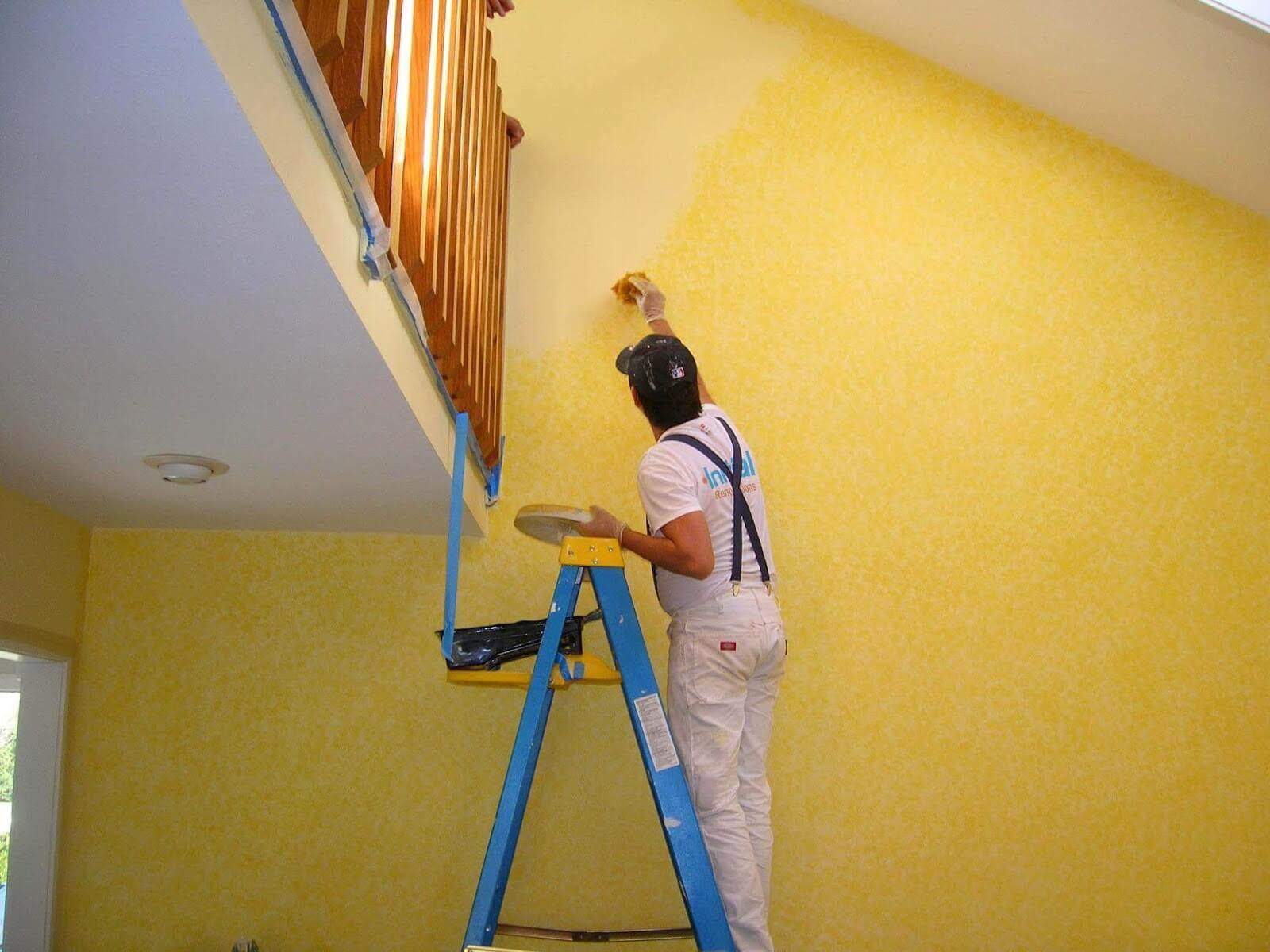 sơn nhà bao lâu thì ở được?