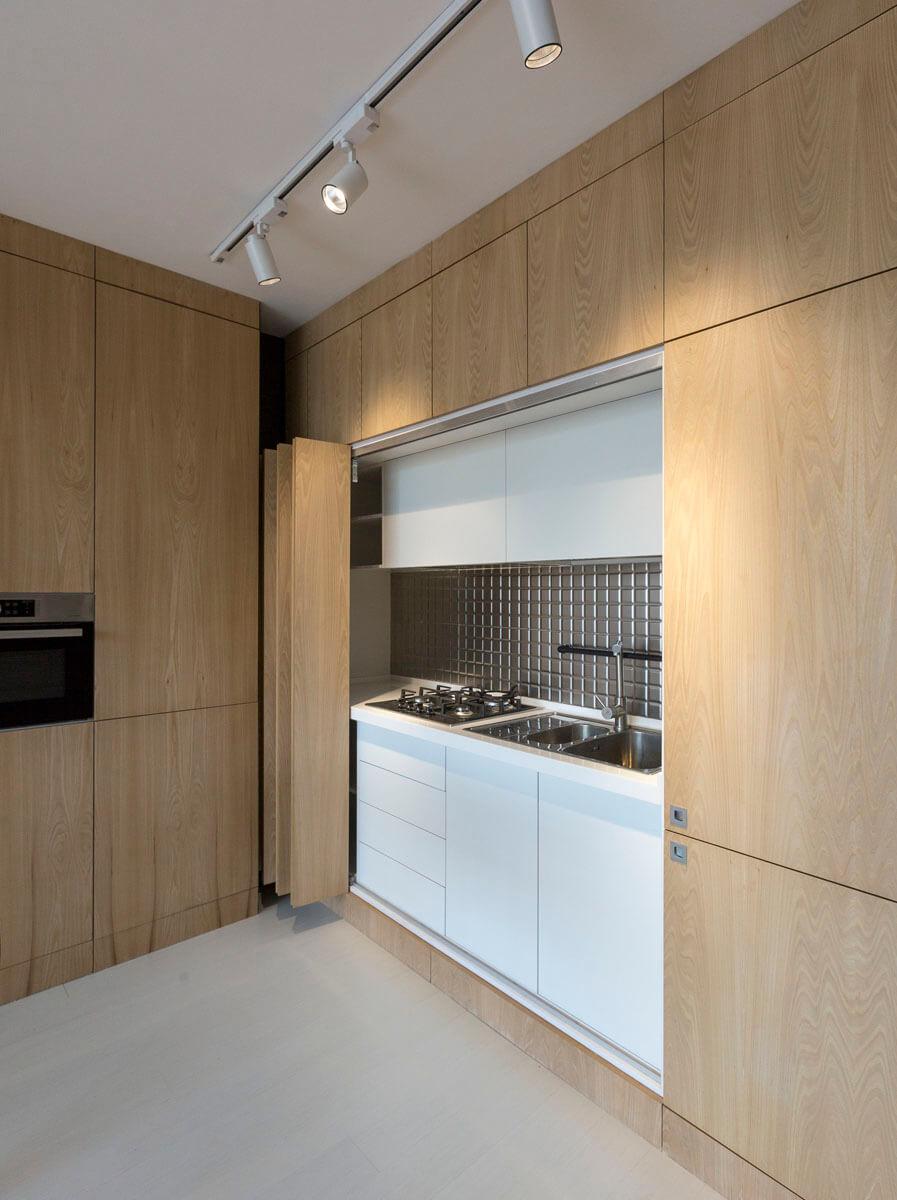 thiết kế nội thất căn hộ nhỏ