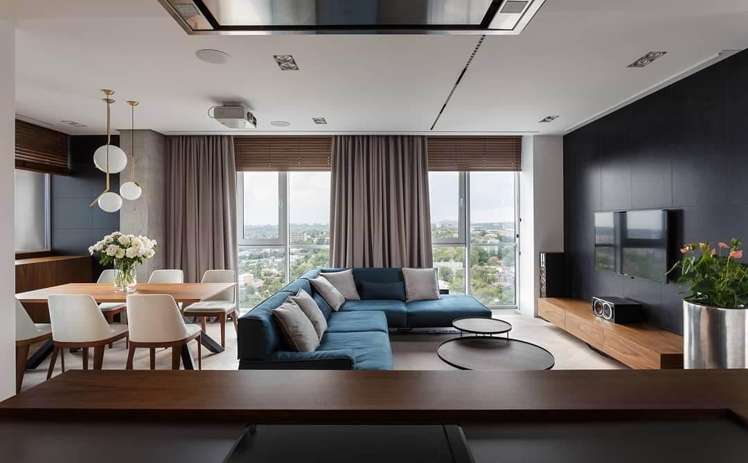 thiết kế nhà chung cư 100m2