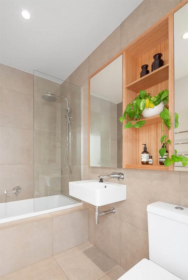 thiết kế nhà vệ sinh đẹp hiện đại