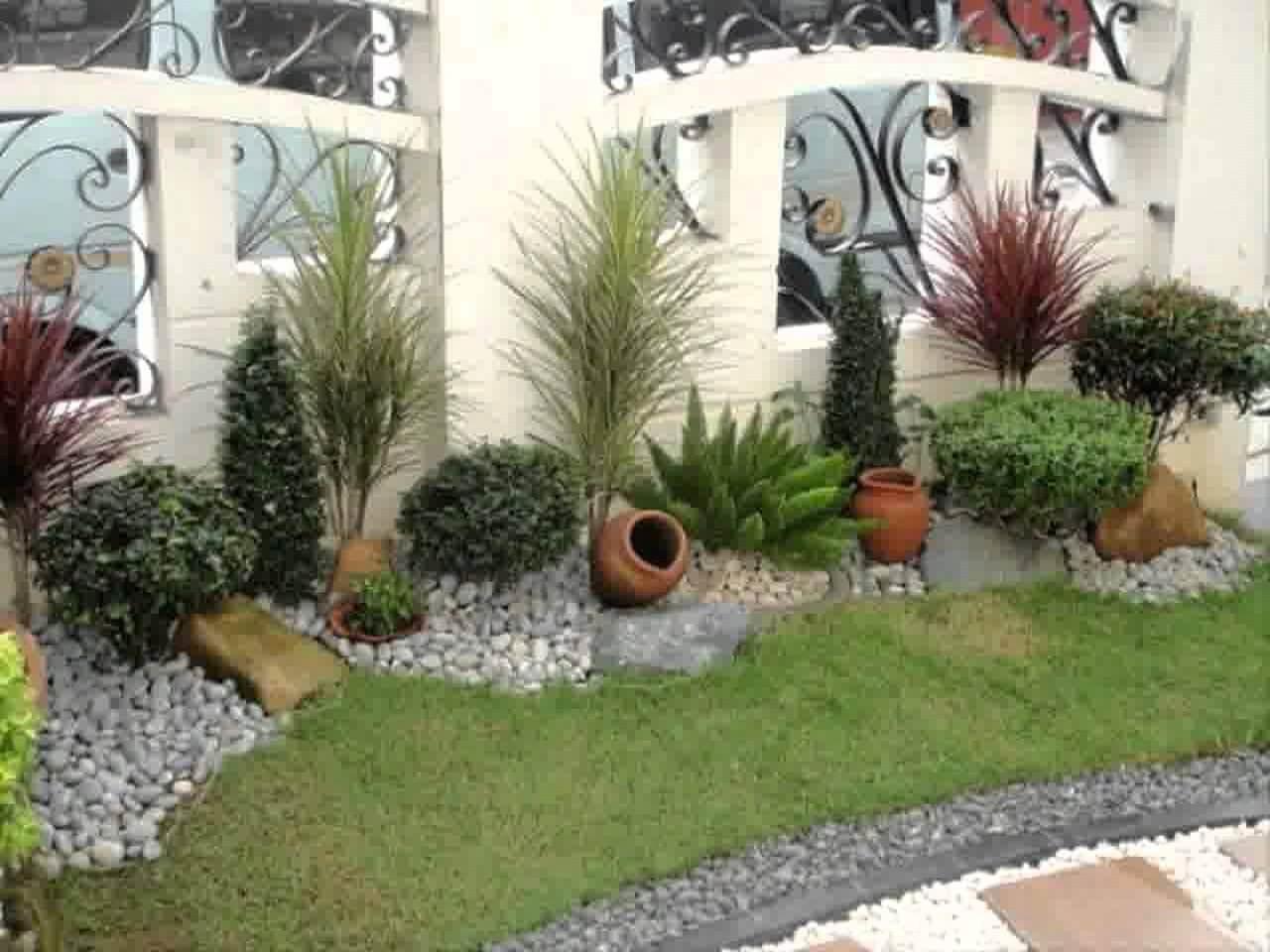 thiết kế tiểu cảnh sân vườn đẹp 2019