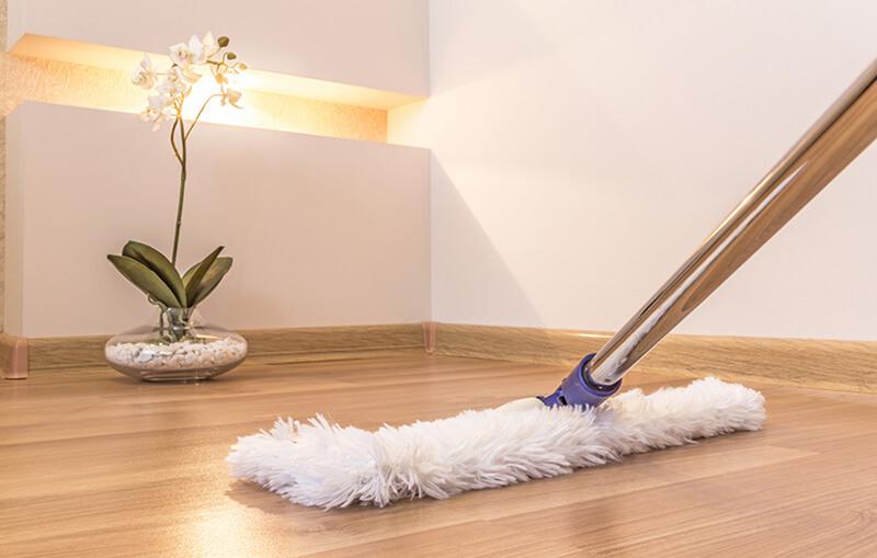 mẹo chống ẩm cho nền nhà