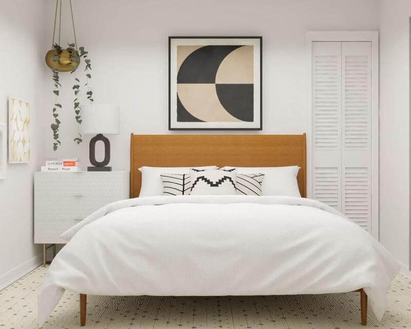 thiết kế phòng ngủ 15m2