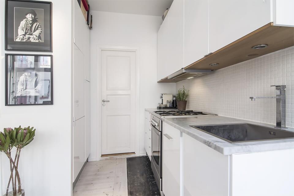 mẫu thiết kế căn hộ mở