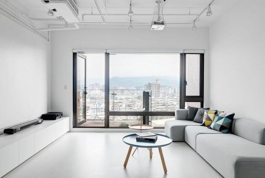 phong cách thiết kế nội thất Minimalist