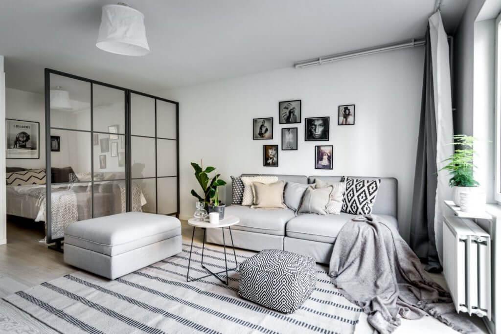 thiết kế chung cư mini nhỏ