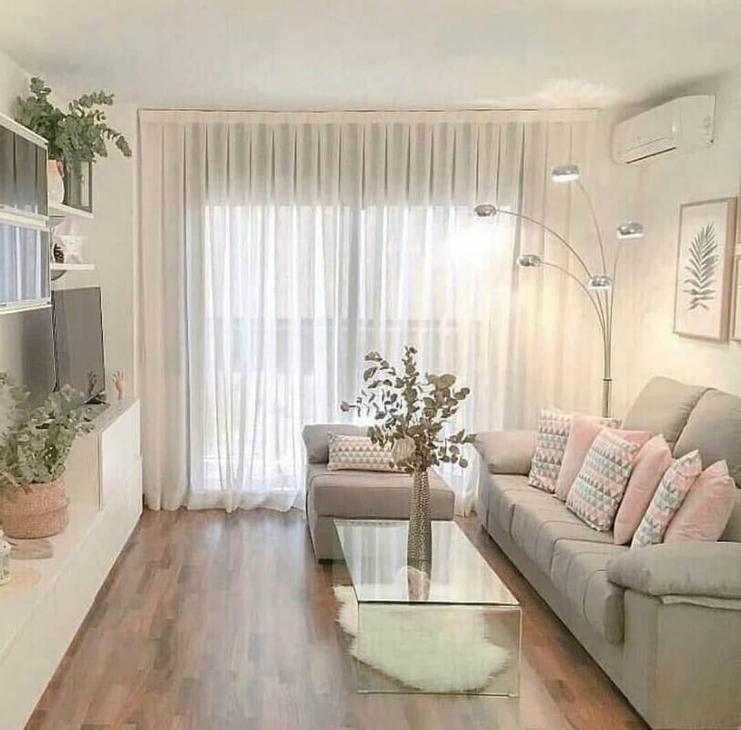 thiết kế phòng khách nhỏ 10m2