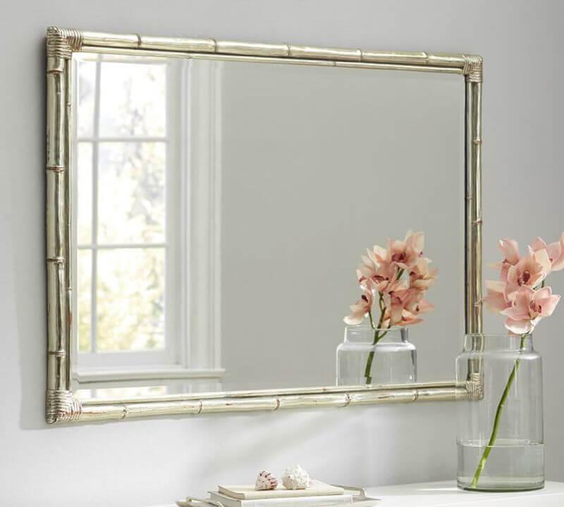 vị trí đặt gương trong nhà