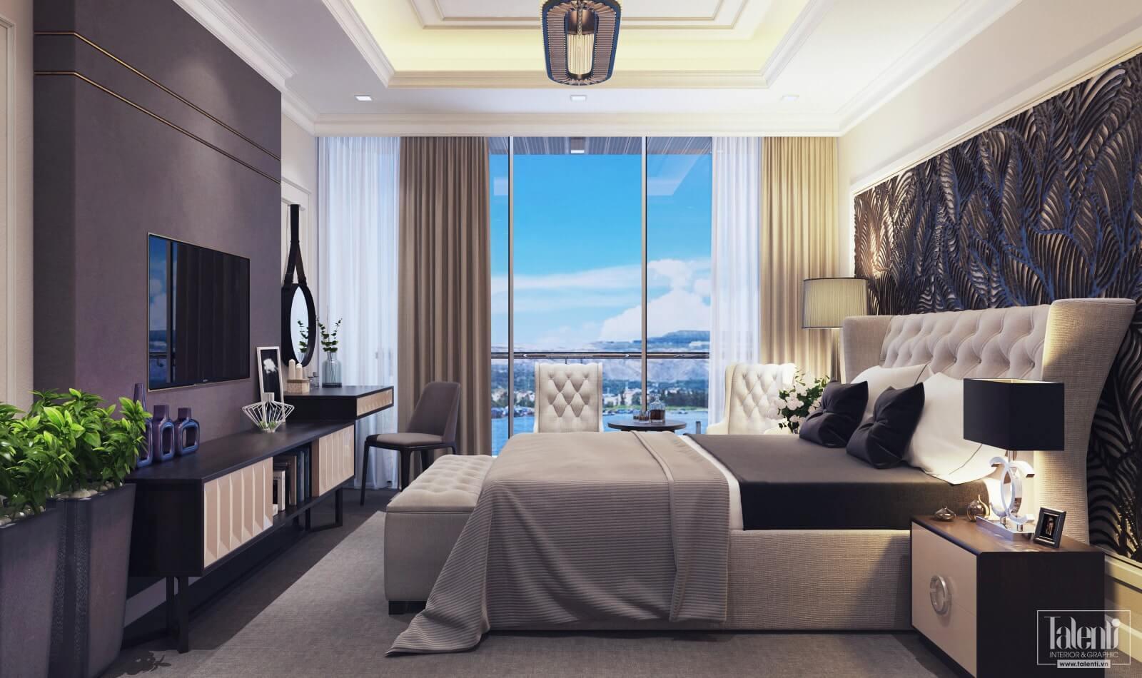 xu hướng thiết kế nội thất khách sạn 2019