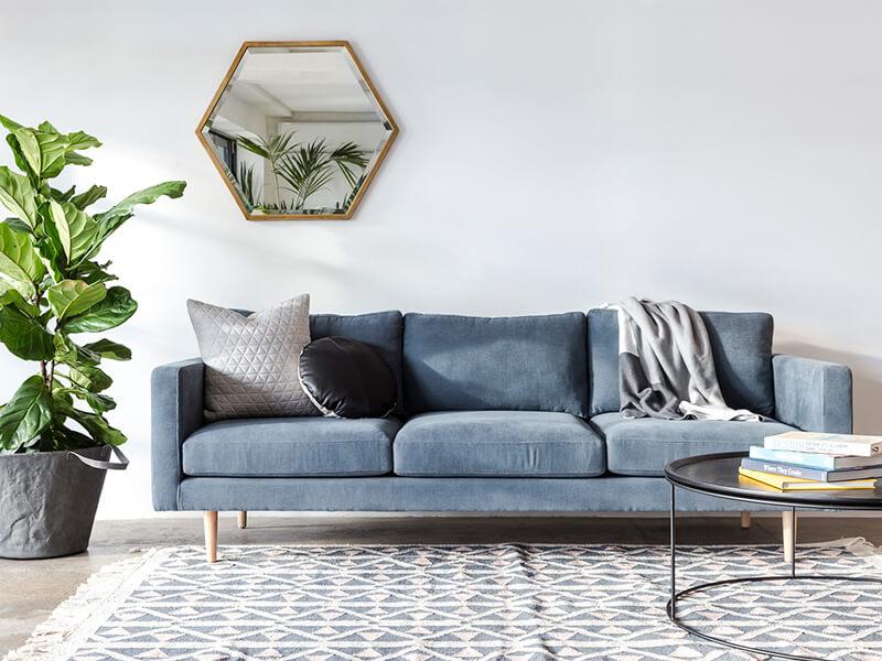 xu hướng thiết kế phòng khách 2019