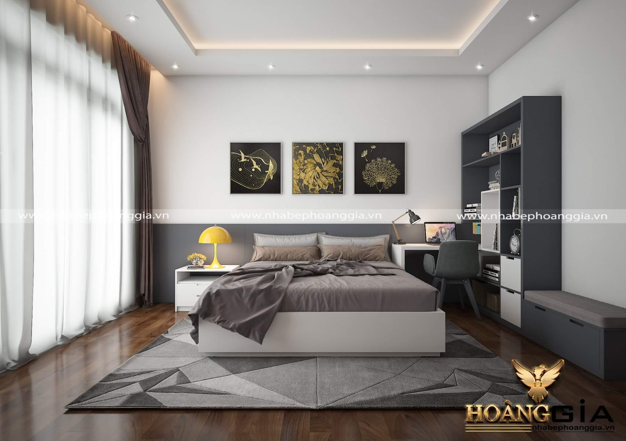 xu hướng thiết kế phòng ngủ 2019