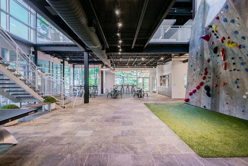 xu hướng thiết kế văn phòng 2019