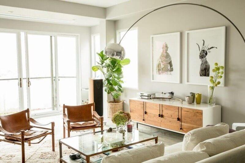 ý tưởng trang trí nội thất ngày hè