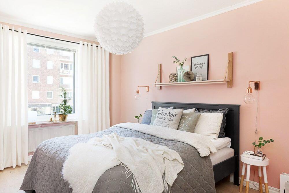 bảng màu pastel trong thiết kế nội thất