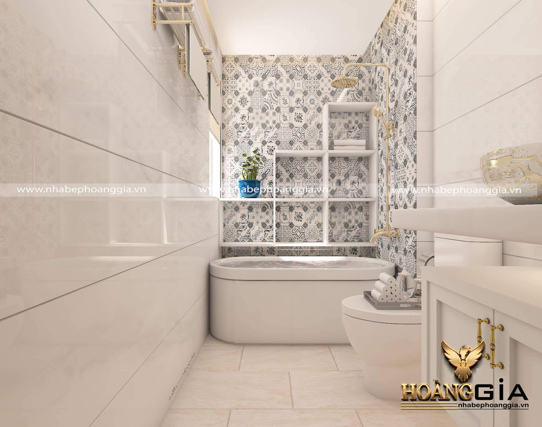 kích thước phòng tắm nhà vệ sinh