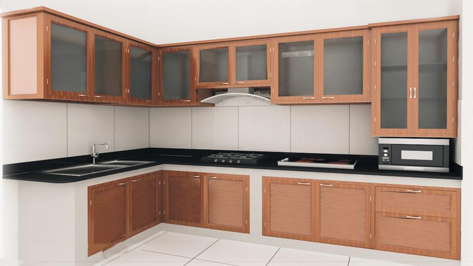 loại tủ bếp chống mối mọt