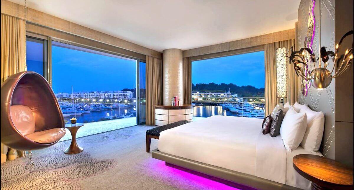 tiêu chuẩn khách sạn 4 sao 2019