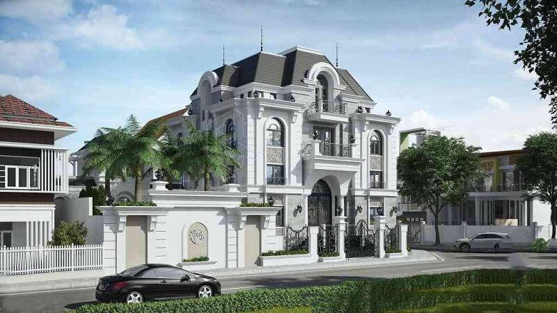 sự lên ngôi của phong cách kiến trúc tân cổ điển
