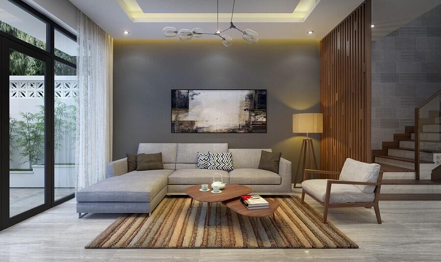 nguyên tắc thiết kế nội thất nhà ống hẹp đẹp