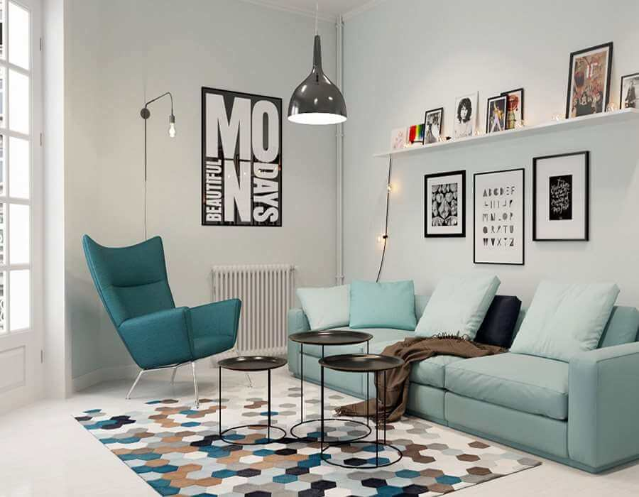 phong cách thiết kế nội thất nhà ở