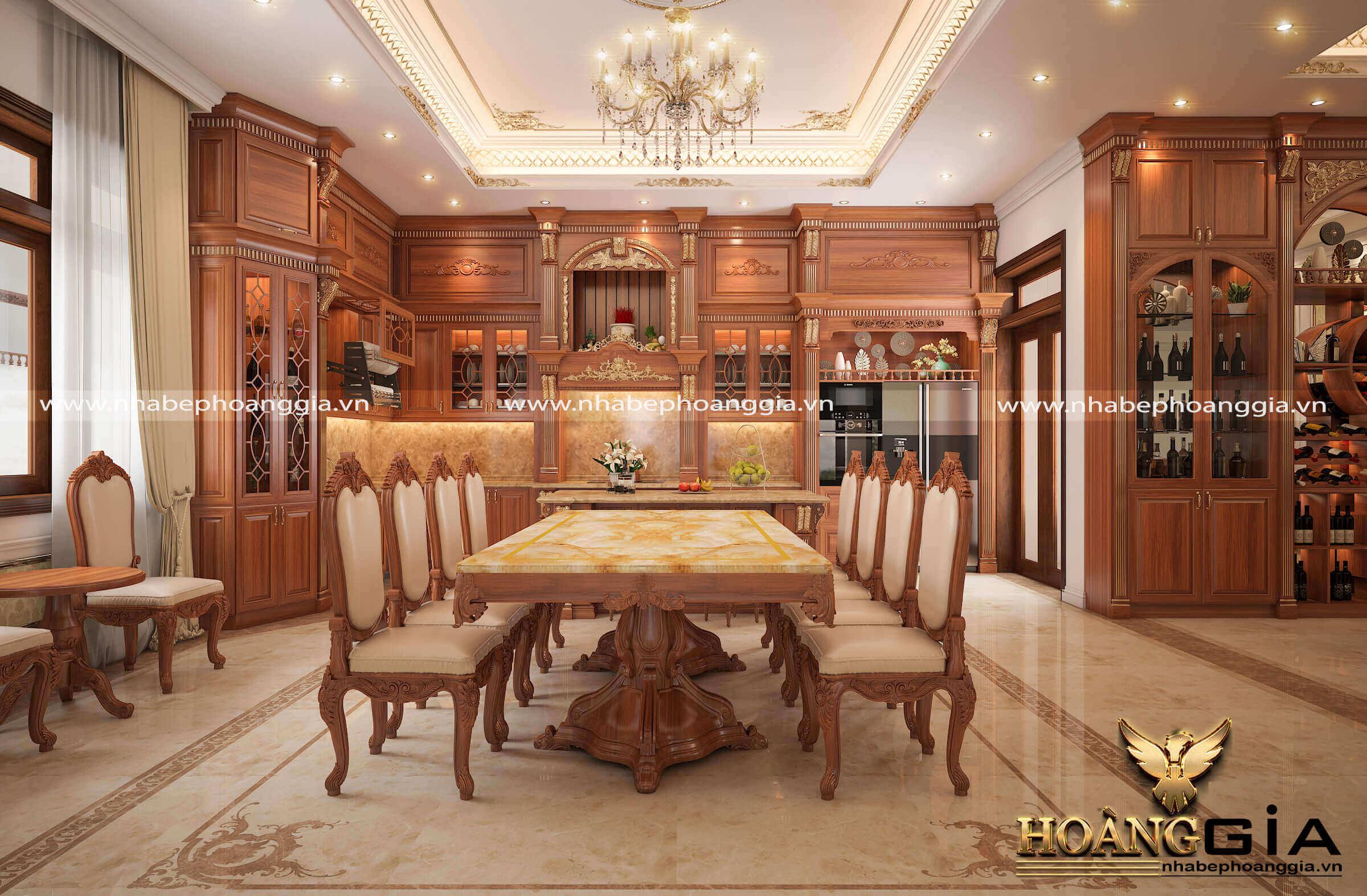 ánh sáng cho nhà bếp