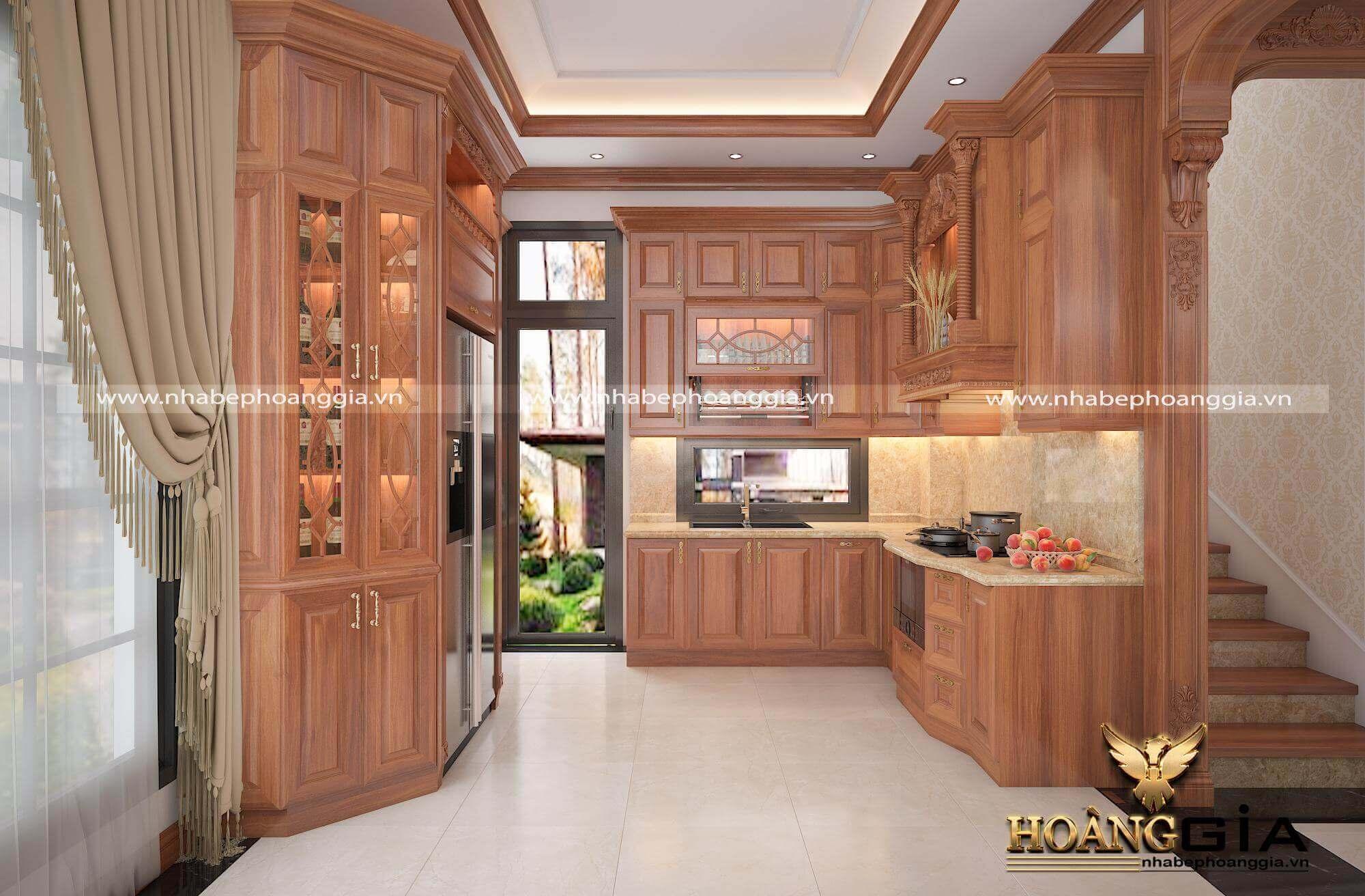 chọn sàn cho nhà bếp